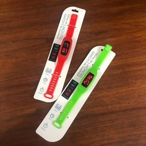 BOGO NWT Digital LED Watch with Date & Time